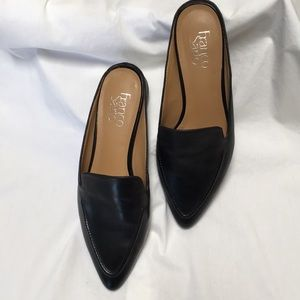 Franco Sarto black shoes. Size 8 M.
